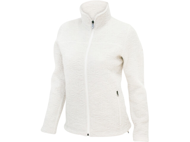 Ivanhoe of Sweden Fireworks Full-Zip Jacket Damen off white